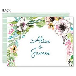 Bonnie Marcus Wedding 128844 128817 Thank You Note
