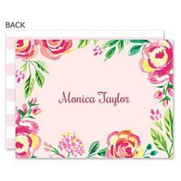 Bonnie Marcus Wedding 128857 128830 Thank You Note