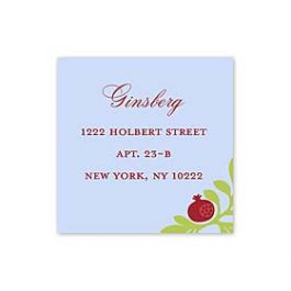 Take Note! Designs Year-Round Holidays 2012 111389 111347 Address Labels