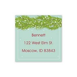Take Note! Designs Happy Holidays 2012 112314 112283 Address Labels