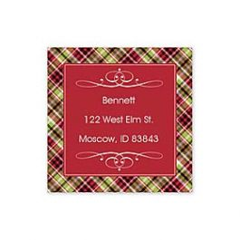 Take Note! Designs Happy Holidays 2012 112319 112279 Address Labels