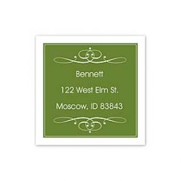 Take Note! Designs Happy Holidays 2012 112320 112281 Address Labels