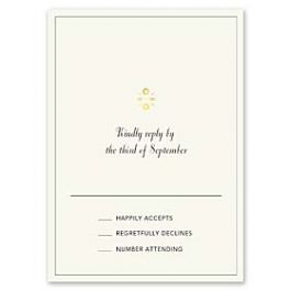Real Simple Wedding 2014 119999 119950 Response Card