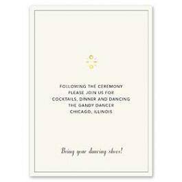 Real Simple Wedding 2014 120000 119950 Reception Card