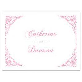 PostScript Press Wedding 121424 121378 Thank You Note