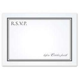 Truly by William Arthur Truly Weddings 123276 123205 Response Card