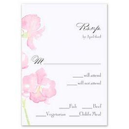 Truly by William Arthur Truly Weddings - Digital 123450 123341 Response Card