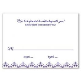 Lolo Lincoln Wedding 124497 124437 Response Card