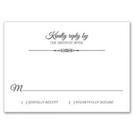 Lolo Lincoln Wedding 124505 124425 Response Card