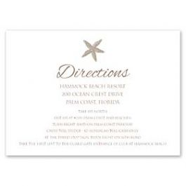 Lolo Lincoln Wedding 124516 124452 Directions Card