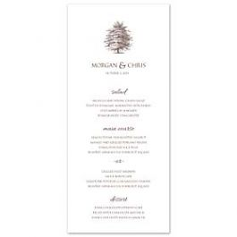Lolo Lincoln Wedding 124518 124455 Menu Card