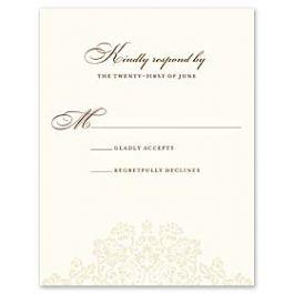 Stacy Claire Boyd Wedding Album 2012 111608 111439 Response Card