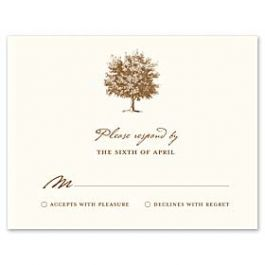 Stacy Claire Boyd Wedding Album 2012 111612 111443 Response Card