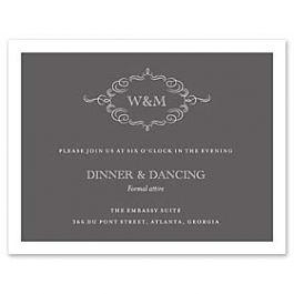 Stacy Claire Boyd Wedding Album 2012 111648 111479 Reception Card