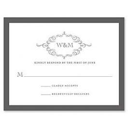 Stacy Claire Boyd Wedding Album 2012 111649 111479 Response Card