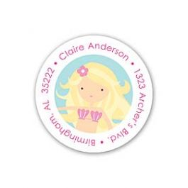 Stacy Claire Boyd Children's 2013 118087 117863 Address Labels