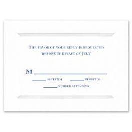 William Arthur Weddings Volume I 2016 127330 127274 Response Card