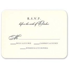 William Arthur Weddings Volume I 2016 127340 127280 Response Card