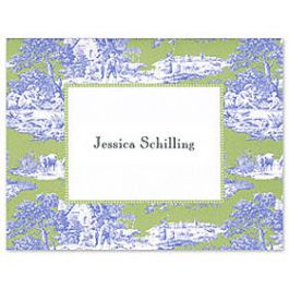 Boatman Geller Social Stationery 2006 52411 52249 Thank You Note