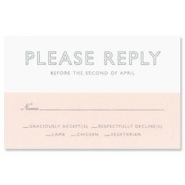 Vera Wang On Weddings Volume II 2016 127177 127041 Reception Card