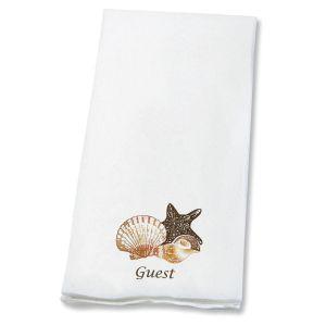 Seashells Hand Towels