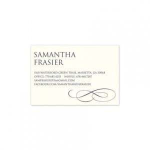 Swash Business Card