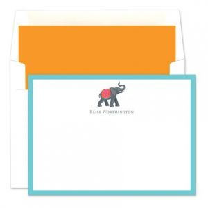 Elephant Flat Card