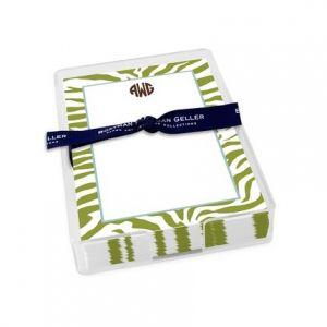 Zebra Acrylic Set