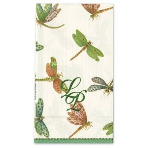 Dragonfly Guest Napkin