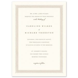 personalized marriage wedding announcements fine stationery