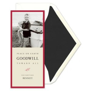 Goodwill Photo Card