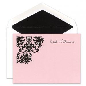 Pink Flat Card