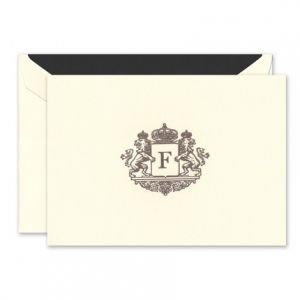 Regal Ecru Note Card