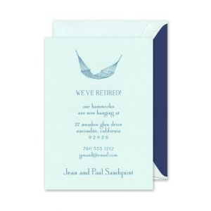 Beach Glass Invitation
