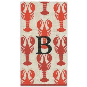 Lobster Guest Napkin