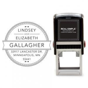 Goldseal Stamp