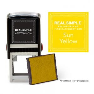 Sun Yellow Ink Refill