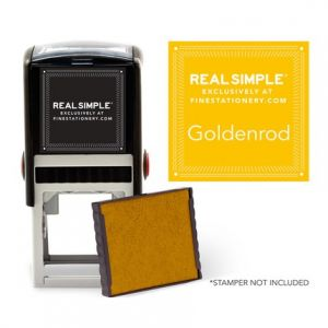 Goldenrod Ink Refill