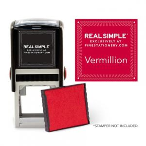 Vermillion Ink Refill