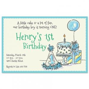 Shop 1st Birthday at Fine Stationery
