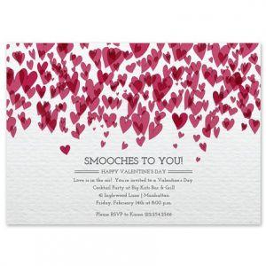 Smooches Invitation