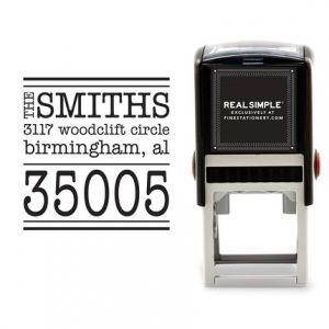 Block Stamp