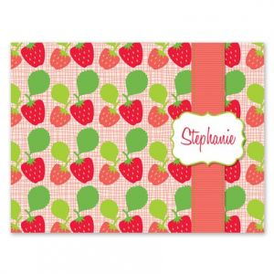 Very Berry Note Card