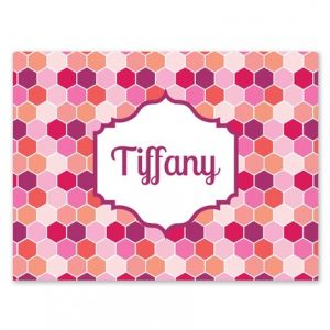 Berry Tile Note Card