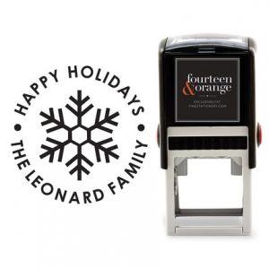 Snowflake Stamp