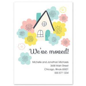 Flower House Announcement