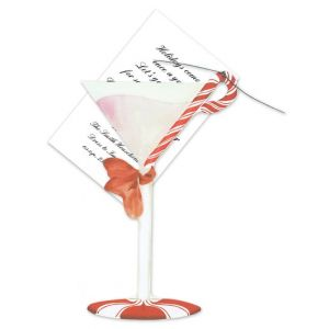 Christmas Martini Invitation