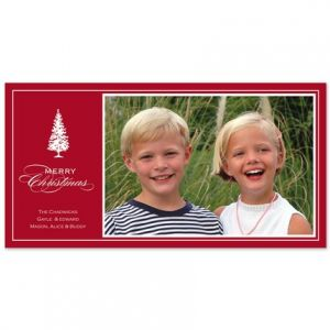 Family Tree Photo Card