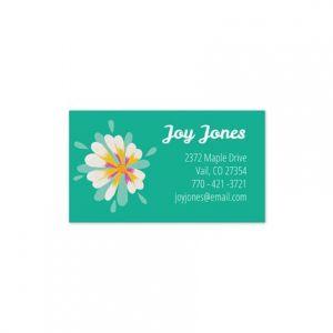 Blossom Calling Card