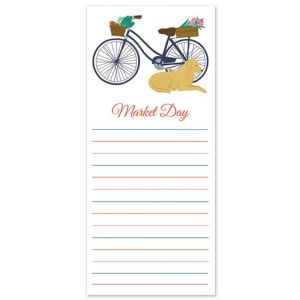 Market Day Note Pad